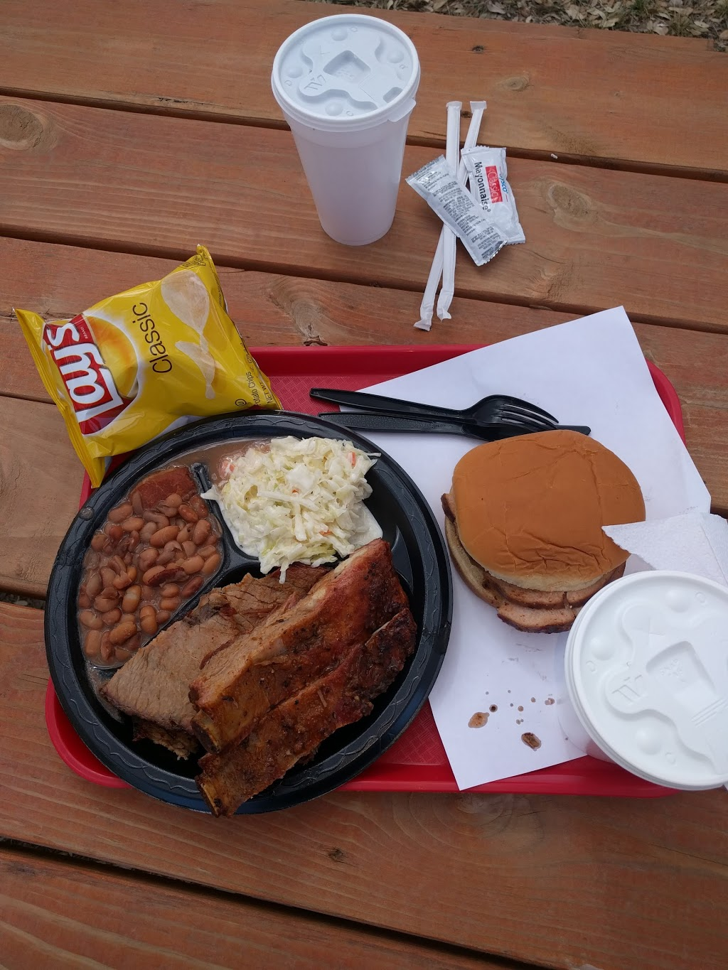 Coopers Bar-B-Q - restaurant  | Photo 4 of 10 | Address: 20809 Hwy 277 South, Christoval, TX 76935, USA | Phone: (325) 255-2222