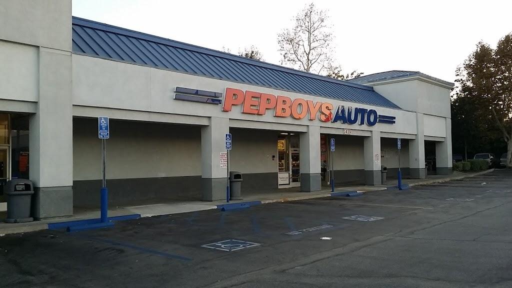 Pep Boys Auto Parts & Service - car repair  | Photo 6 of 10 | Address: 5439 Rosemead Blvd, San Gabriel, CA 91776, USA | Phone: (626) 285-2325