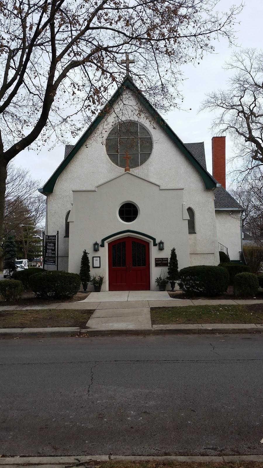 St Johns Episcopal Church - church    Photo 3 of 10   Address: 3857 N Kostner Ave, Chicago, IL 60641, USA   Phone: (773) 725-9026