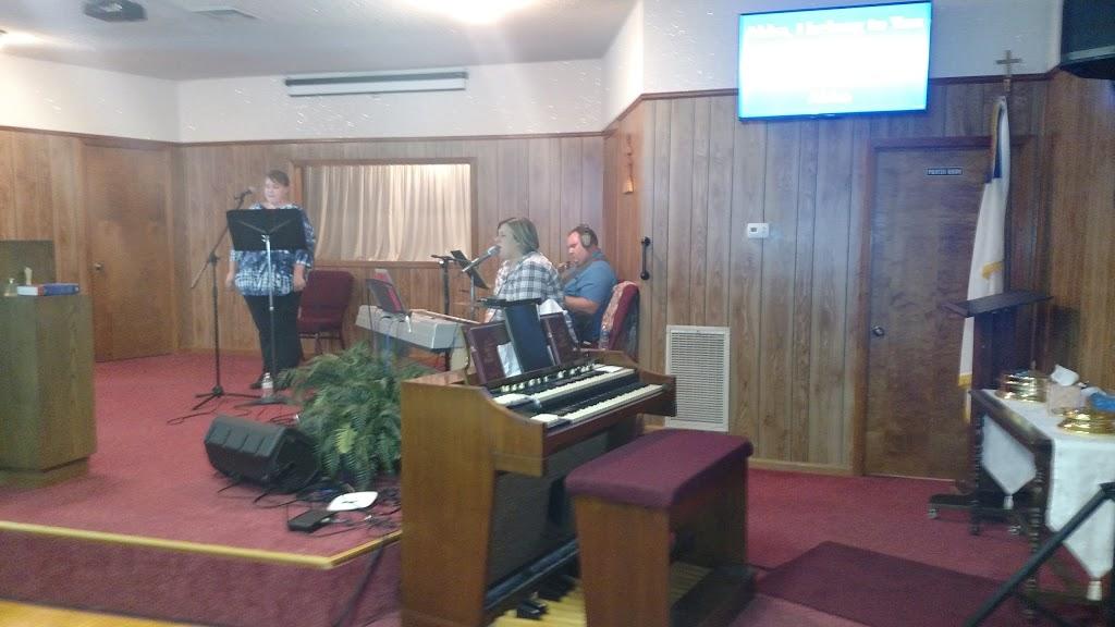 Oak Grove Tabernacle - church    Photo 1 of 1   Address: 1945 County Rd 4181, Orange, TX 77632, USA   Phone: (409) 746-9768