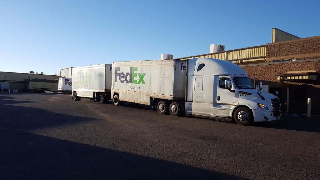 FedEx Ground - moving company    Photo 3 of 10   Address: 3410 S 51st Ave, Phoenix, AZ 85043, USA   Phone: (800) 463-3339