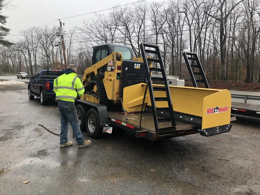 TOW BANDIT TRAILERS and SNO BANDIT MANUFACTURING LLC - car repair  | Photo 9 of 10 | Address: 183 E County Rd, Rutland Ma, MA 01607, USA | Phone: (866) 244-7569
