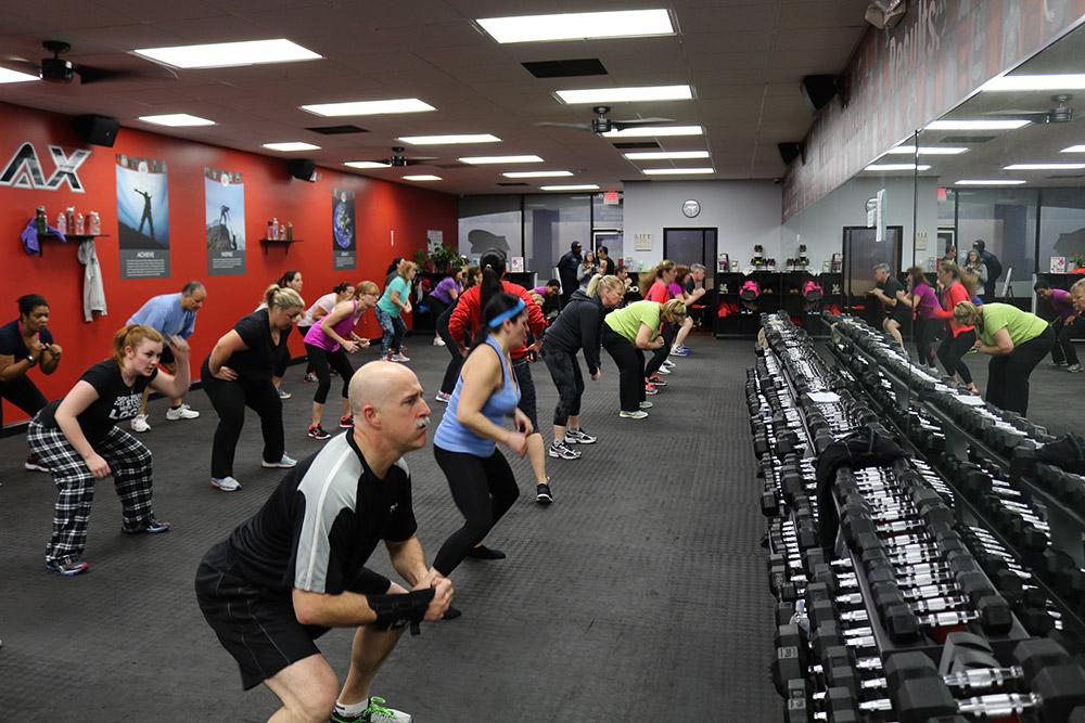 THE MAX Challenge of Randolph NJ - gym  | Photo 10 of 10 | Address: 477 NJ-10, Randolph, NJ 07869, USA | Phone: (973) 933-1040