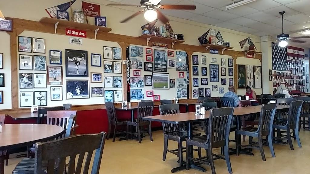 Legends Old Time Burger Cafe - restaurant  | Photo 5 of 10 | Address: 1630 S Jackson St, Jacksonville, TX 75766, USA | Phone: (903) 589-6704