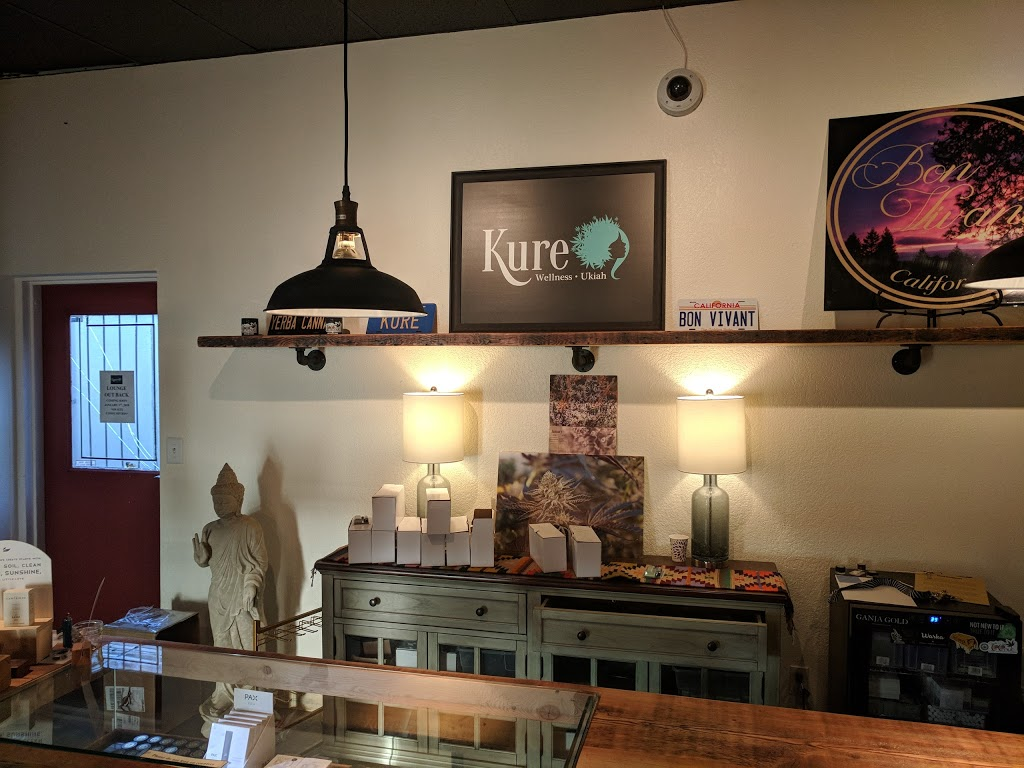 Kure Wellness - clothing store  | Photo 8 of 10 | Address: 800 Lake Mendocino Dr, Ukiah, CA 95482, USA | Phone: (707) 621-5390