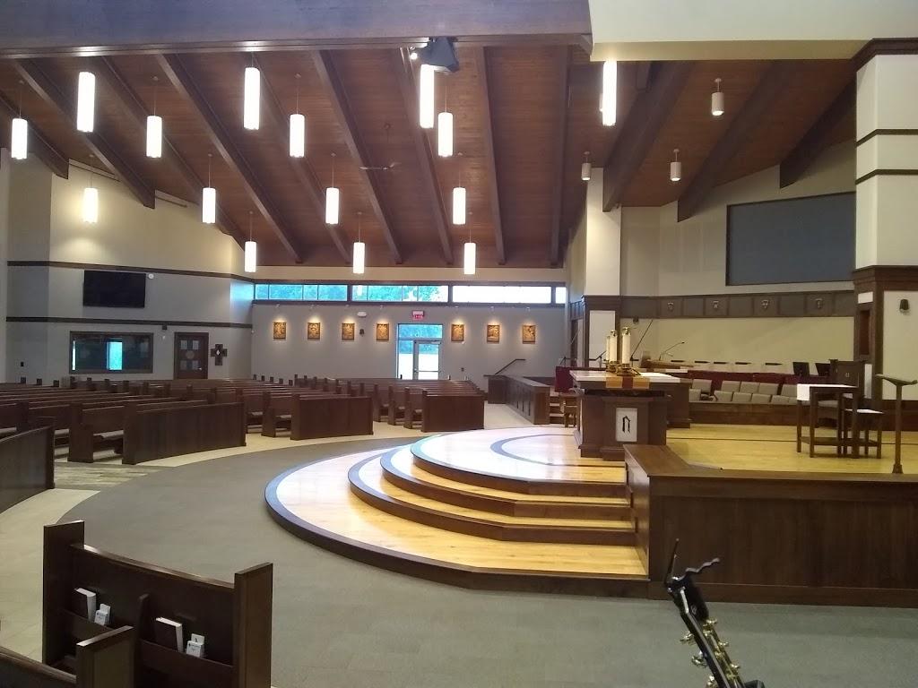 Trinity Lutheran Church - church    Photo 4 of 7   Address: 30888 Co Rd 6, Elkhart, IN 46516, USA   Phone: (574) 674-6396