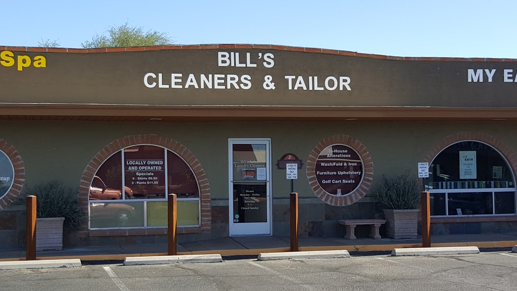Bills Tailor Laundry Cleaners - laundry    Photo 3 of 3   Address: 1451 S La Cañada Dr, Green Valley, AZ 85622, USA   Phone: (520) 625-2570