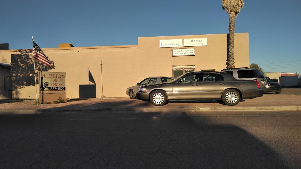 Liberty Auto Center   car repair   11625 N Saguaro Blvd, Fountain Hills, AZ 85268, USA   4808371620 OR +1 480-837-1620