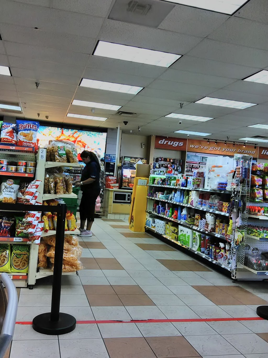 Salton City Travel Plaza (Arco AM-PM) | convenience store | 2084 S Marina Dr, Thermal, CA 92274, USA | 7603941024 OR +1 760-394-1024