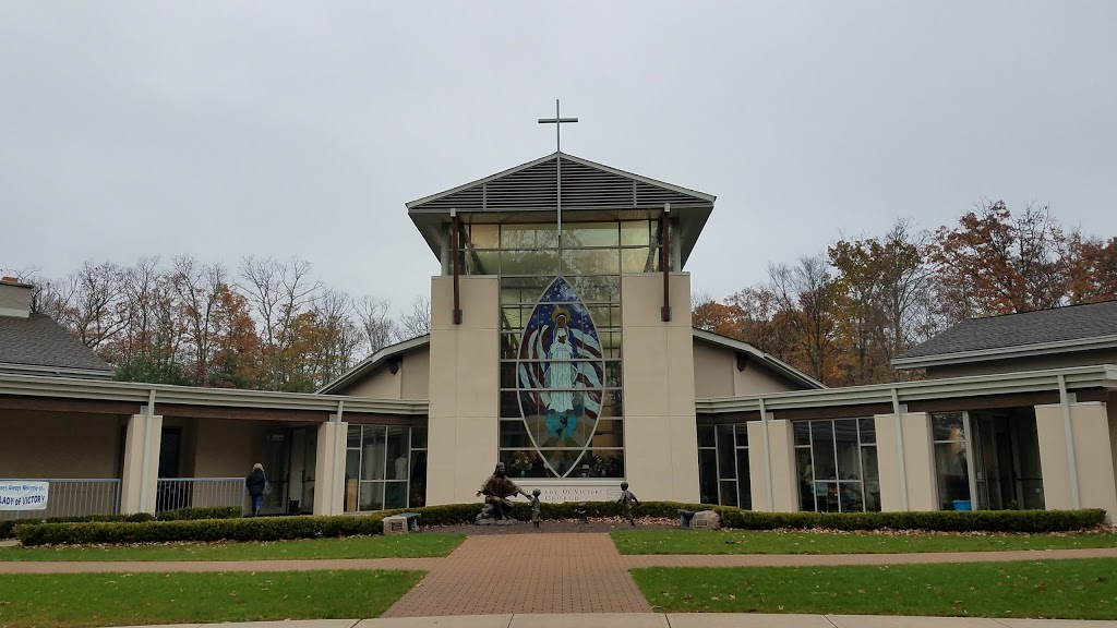 Our Lady of Victory - church  | Photo 3 of 10 | Address: 327 Cherry Lane Rd, Tannersville, PA 18372, USA | Phone: (570) 629-4572