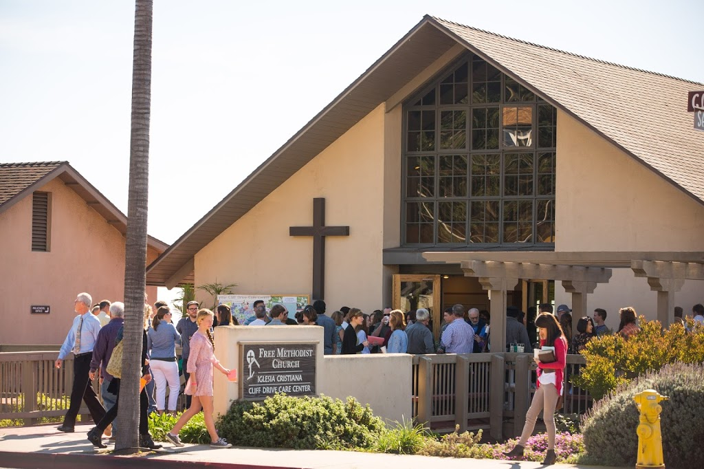 Free Methodist Church - church  | Photo 5 of 10 | Address: 1435 Cliff Dr, Santa Barbara, CA 93109, USA | Phone: (805) 965-1338