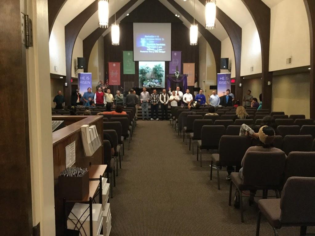 Iglesia Hermanos Unidos En Cristo - church    Photo 1 of 10   Address: 700 Washington Ave, Yuba City, CA 95991, USA   Phone: (916) 504-6050