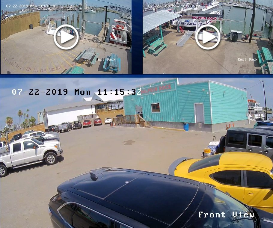 Dolphin Dock Inc. - travel agency  | Photo 10 of 10 | Address: 300 W Cotter Ave, Port Aransas, TX 78373, USA | Phone: (800) 393-3474