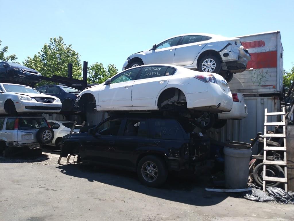 Boss Salvage - car repair  | Photo 6 of 10 | Address: 257 - 259 Emmet St, Newark, NJ 07114, USA | Phone: (973) 242-0373