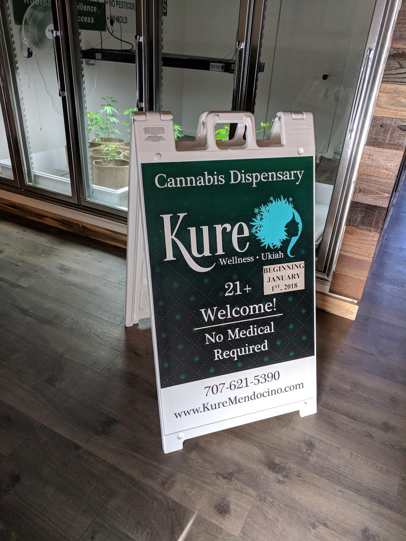 Kure Wellness - clothing store  | Photo 7 of 10 | Address: 800 Lake Mendocino Dr, Ukiah, CA 95482, USA | Phone: (707) 621-5390