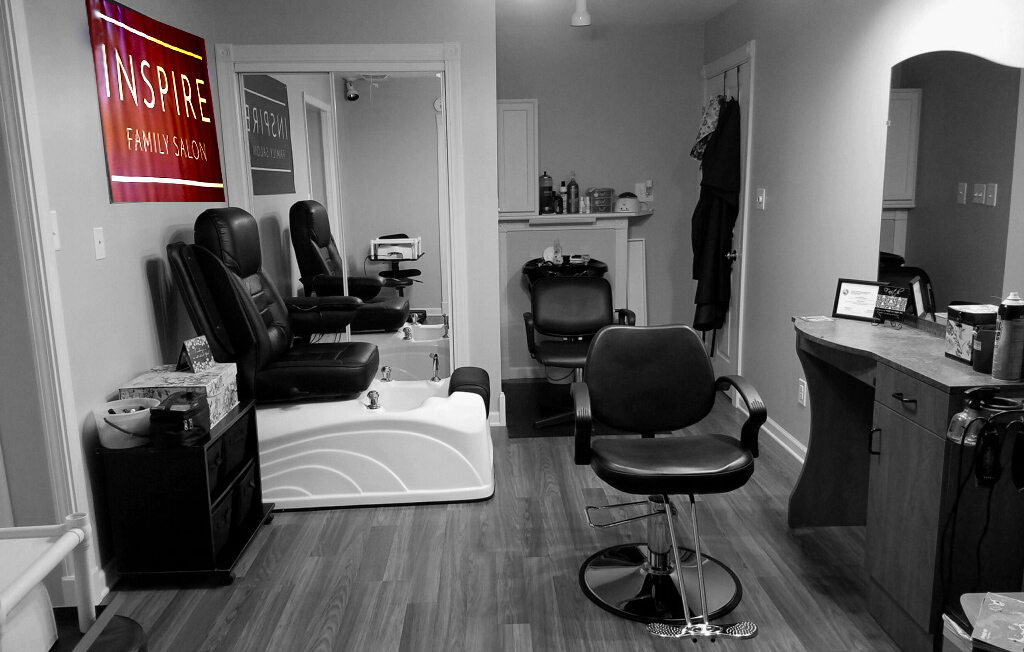 Inspire Family Salon - hair care    Photo 2 of 5   Address: 5240 W 1050 N, Wheatfield, IN 46392, USA   Phone: (219) 798-4730