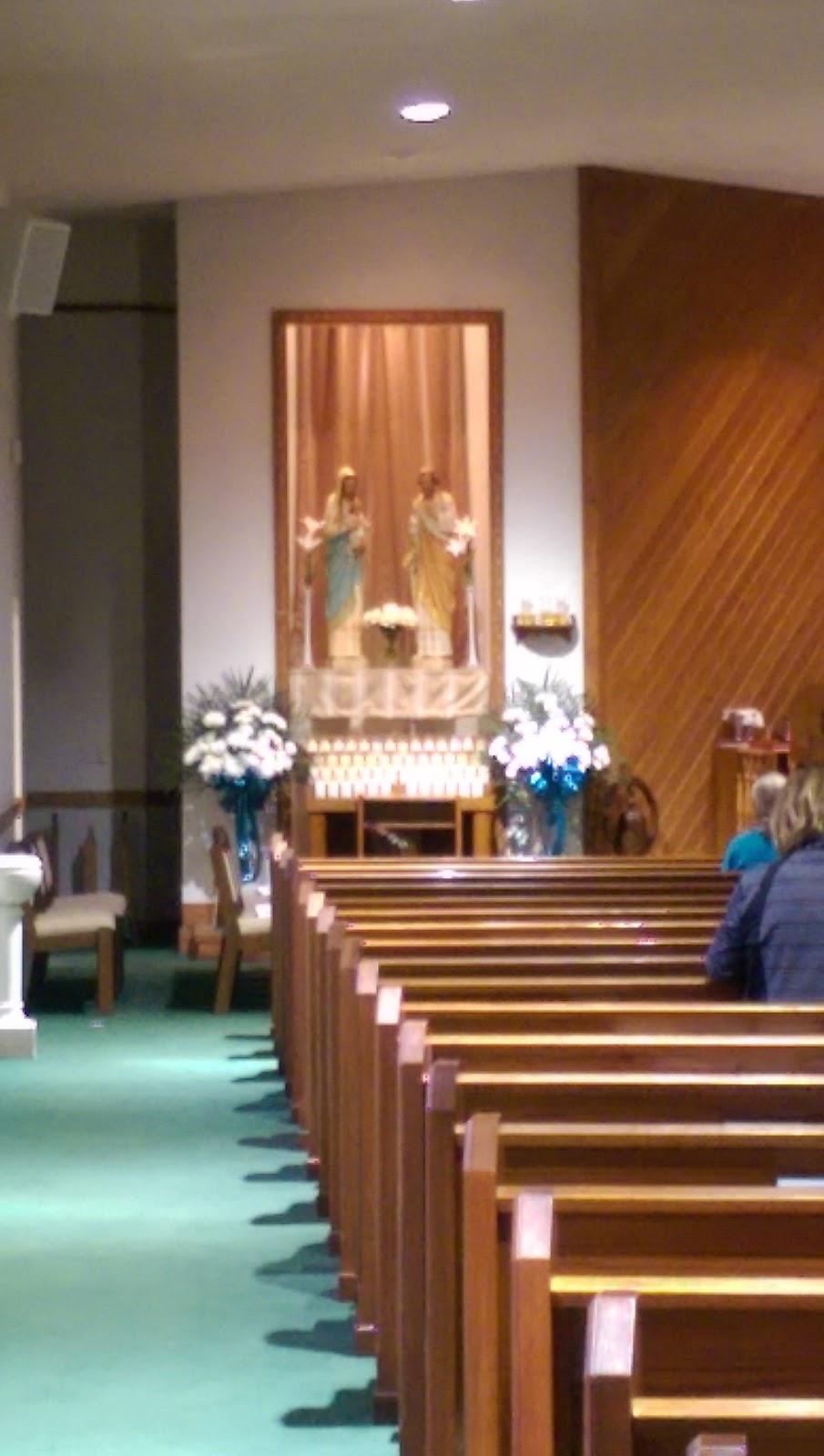 Saint Gregory Barbarigo Catholic Church - church    Photo 3 of 6   Address: 21 Cinder Rd, Garnerville, NY 10923, USA   Phone: (845) 947-1873