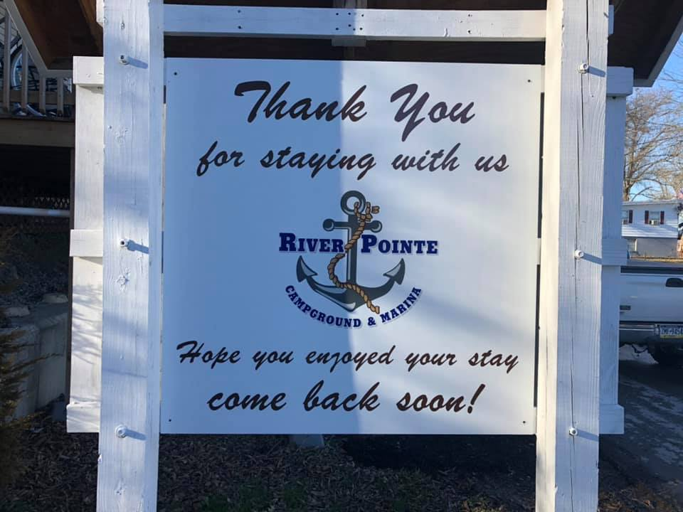 River Pointe Campground & Marina | lodging | 360 Water St, Goldsboro, PA 17319, USA | 7174800124 OR +1 717-480-0124