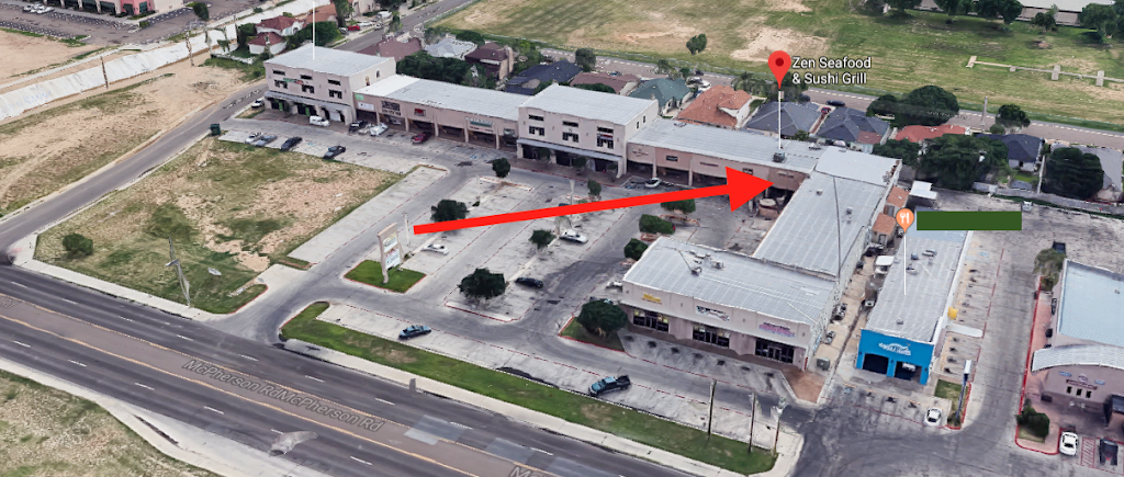 Zen Seafood & Sushi Grill - restaurant    Photo 4 of 10   Address: 5517 McPherson Rd #8, Laredo, TX 78041, USA   Phone: (956) 568-7767