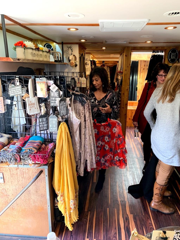 Haute Caboose - clothing store  | Photo 6 of 10 | Address: 376 Langston Lane Hwy 380 and, S Bridgefarmer Rd, McKinney, TX 75069, USA | Phone: (972) 658-4210