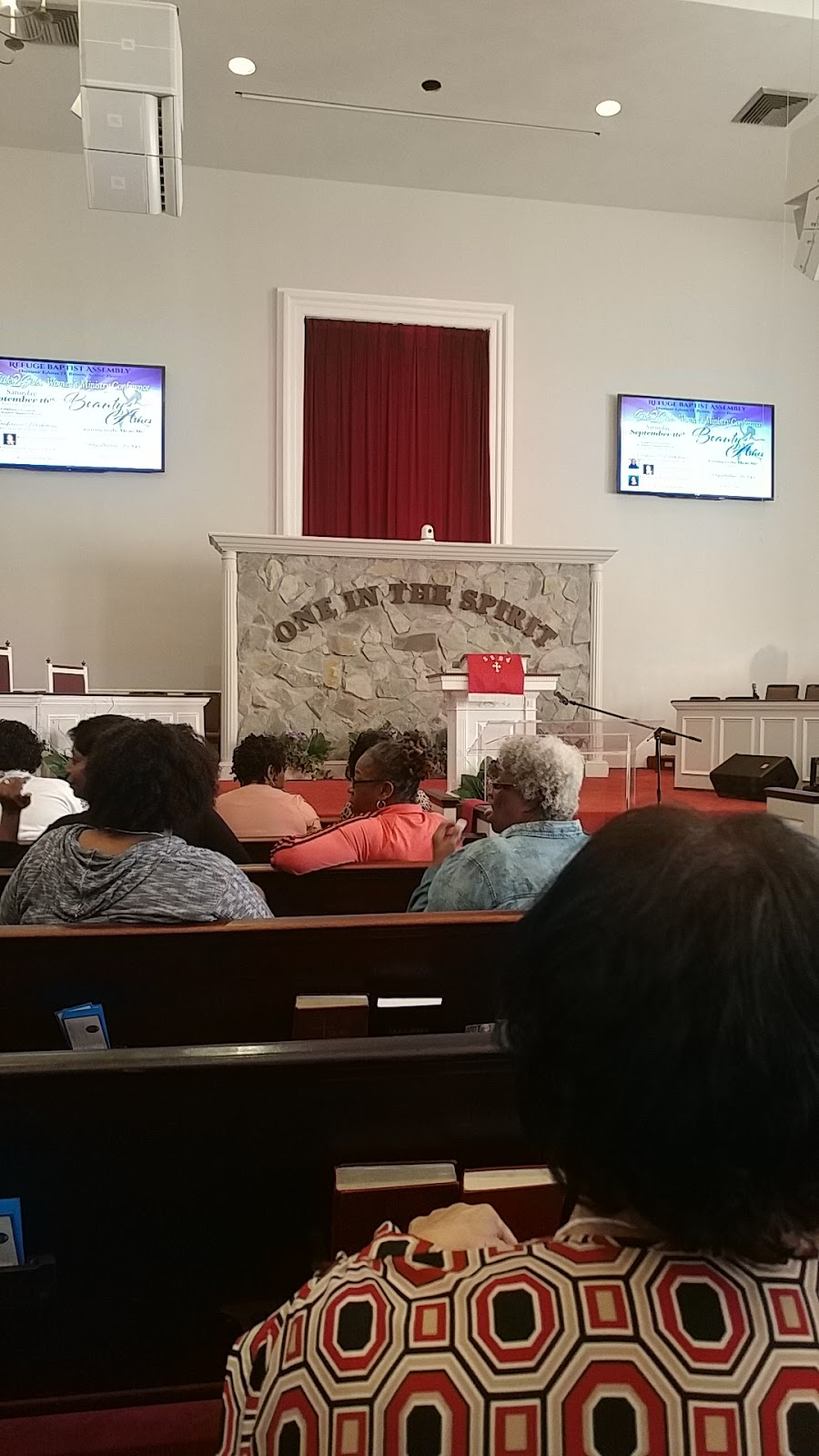 St. Stephen Baptist Church - church  | Photo 6 of 10 | Address: 5757 Temple Hill Rd, Camp Springs, MD 20748, USA | Phone: (301) 899-8885