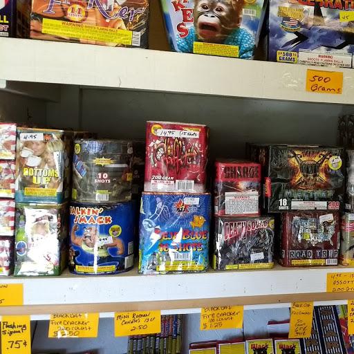 Faiths Fireworks LLC - store  | Photo 3 of 10 | Address: 5945 County Rd 915, Joshua, TX 76058, USA | Phone: (817) 718-2097
