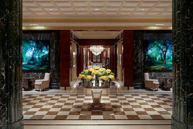 JW Marriott Essex House New York - lodging  | Photo 9 of 10 | Address: 160 Central Park S, New York, NY 10019, USA | Phone: (212) 247-0300
