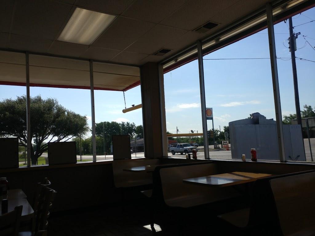 Dairy Queen Store - restaurant    Photo 8 of 10   Address: 927 E Omega St, Henrietta, TX 76365, USA   Phone: (940) 538-4411