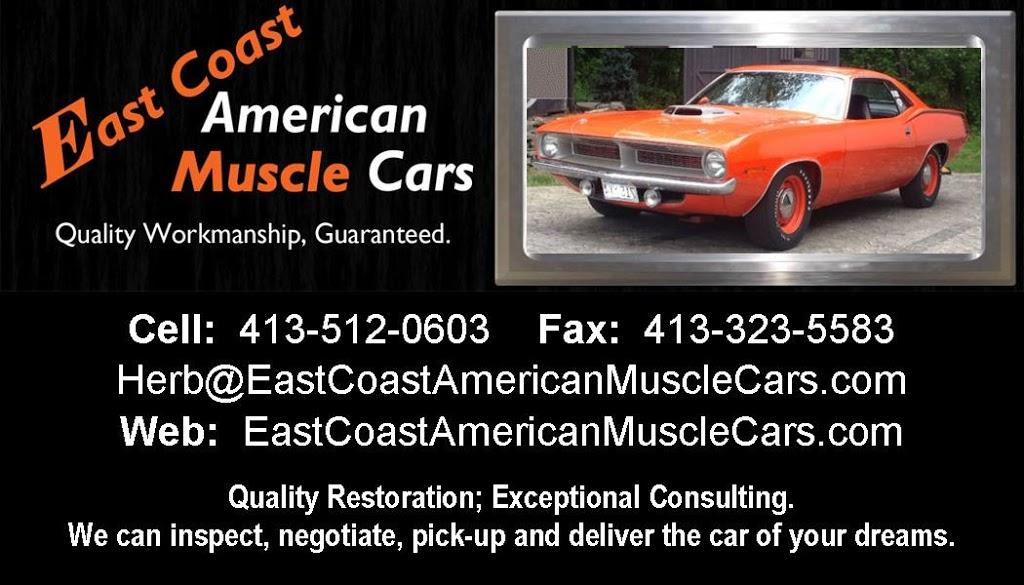East Coast American Muscle Cars - car repair  | Photo 7 of 8 | Address: 26 Jensen St #9390, Belchertown, MA 01007, USA | Phone: (413) 512-0603