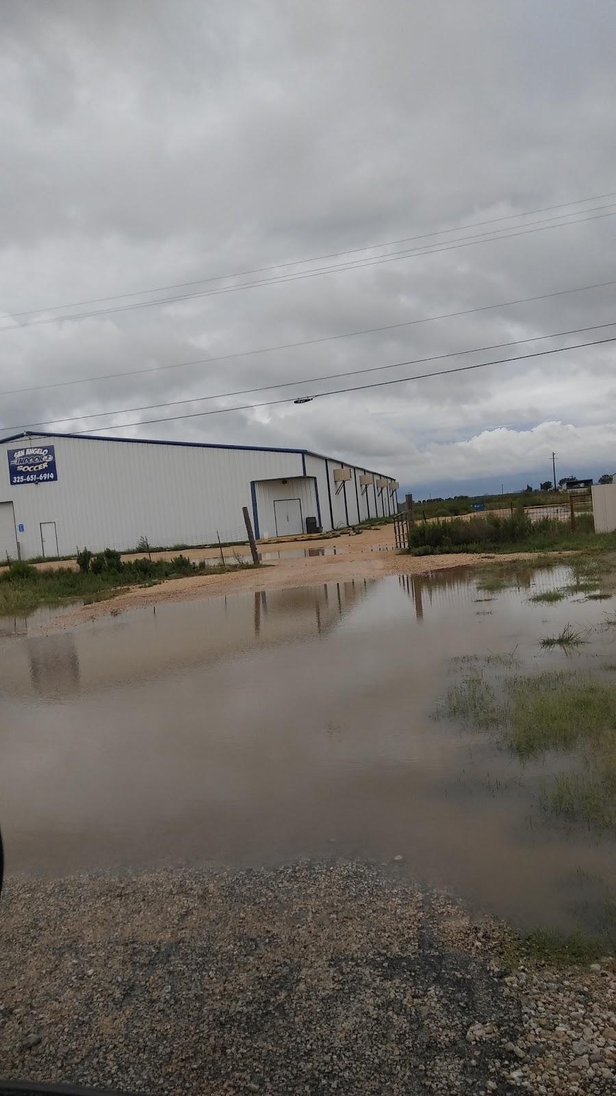 San Angelo Indoor Soccer - store    Photo 1 of 1   Address: 6033 Loop 306 S, San Angelo, TX 76905, USA   Phone: (325) 651-6914