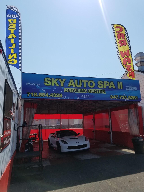Sky Auto Spa II Corp - car wash  | Photo 9 of 10 | Address: 4244 Hylan Blvd, Staten Island, NY 10312, USA | Phone: (347) 721-5261