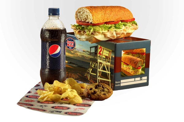 Jersey Mikes Subs - meal takeaway    Photo 6 of 10   Address: 23572 El Toro Rd b, Lake Forest, CA 92630, USA   Phone: (949) 770-0270