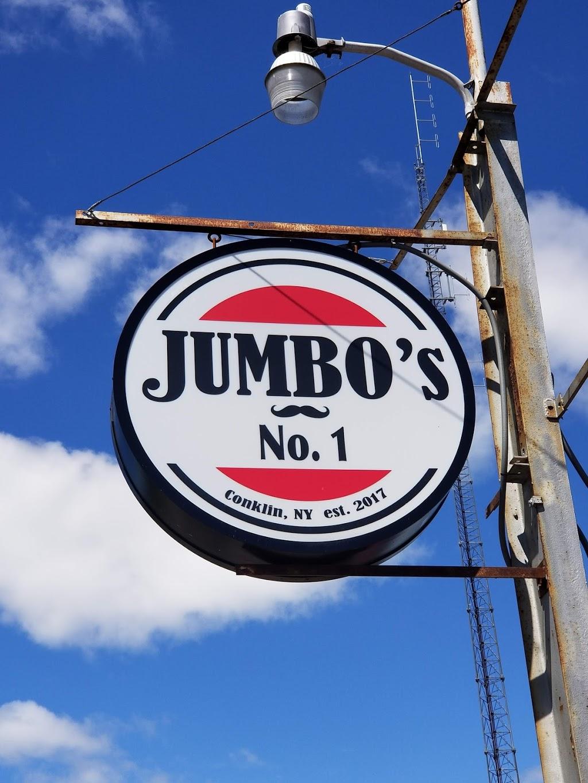 Jumbos No. 1 - restaurant  | Photo 2 of 2 | Address: 1577 Conklin Rd, Conklin, NY 13748, USA | Phone: (607) 296-4269
