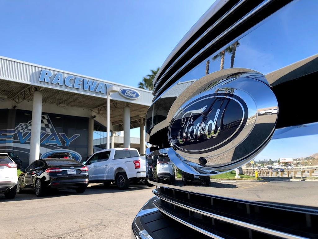 Raceway Ford Fleet Center - store    Photo 9 of 10   Address: 5800 Sycamore Canyon Blvd, Riverside, CA 92507, USA   Phone: (800) 734-0084