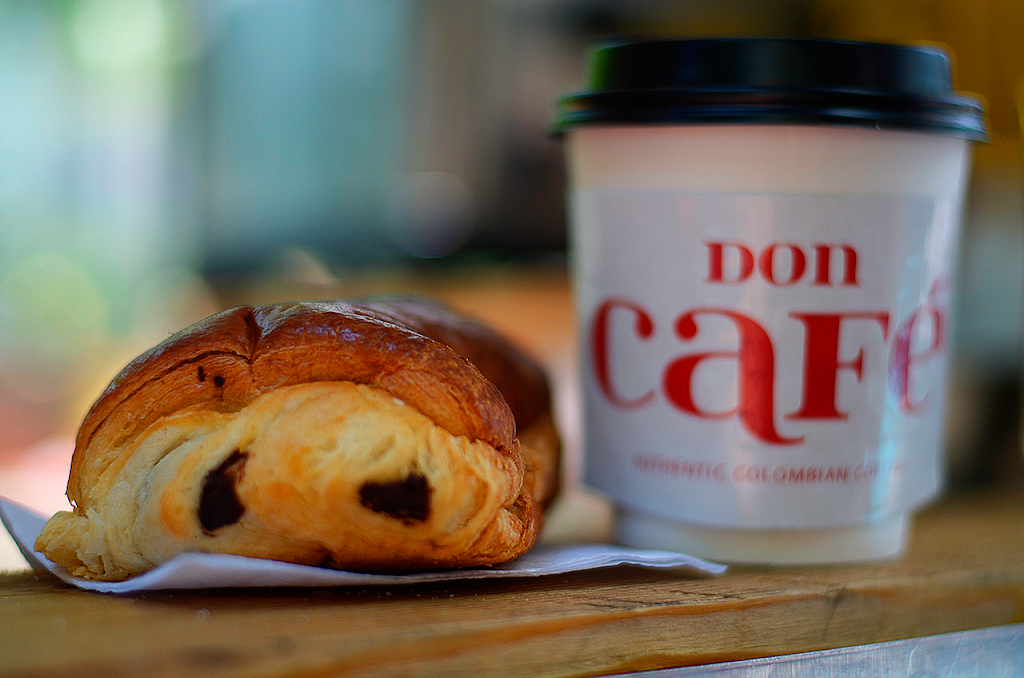 Don Cafe Products - cafe  | Photo 9 of 10 | Address: W 59th St & West Dr, New York, NY 10019, USA | Phone: (917) 617-0606