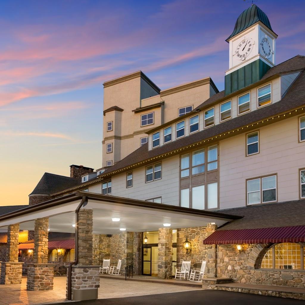Pocono Manor Resort & Spa - lodging  | Photo 1 of 10 | Address: 1 Manor Dr, Pocono Manor, PA 18349, USA | Phone: (800) 233-8150