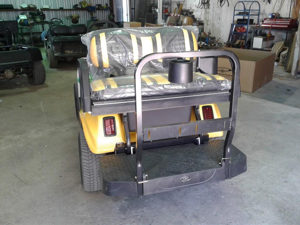 Golf Carts 4 Fun - store  | Photo 9 of 10 | Address: 7724 Jacksboro Hwy, Fort Worth, TX 76135, USA | Phone: (817) 237-4653
