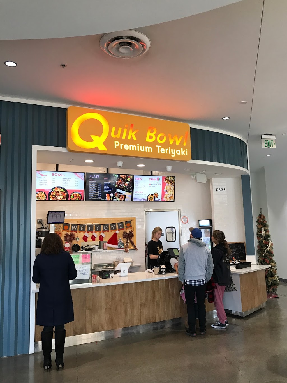 Quik Bowl - Restaurant | 6924 Beach Blvd K-335, Buena Park