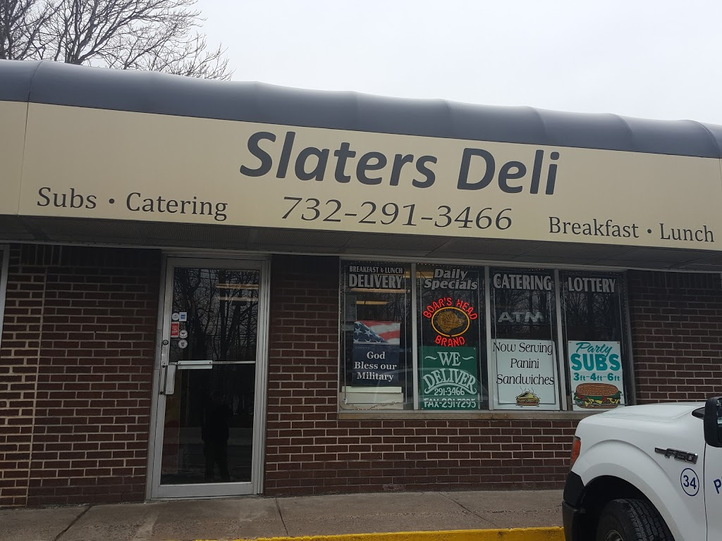 Slaters Deli & Caterers - store    Photo 3 of 10   Address: 866 NJ-36, Leonardo, NJ 07737, USA   Phone: (732) 291-3466