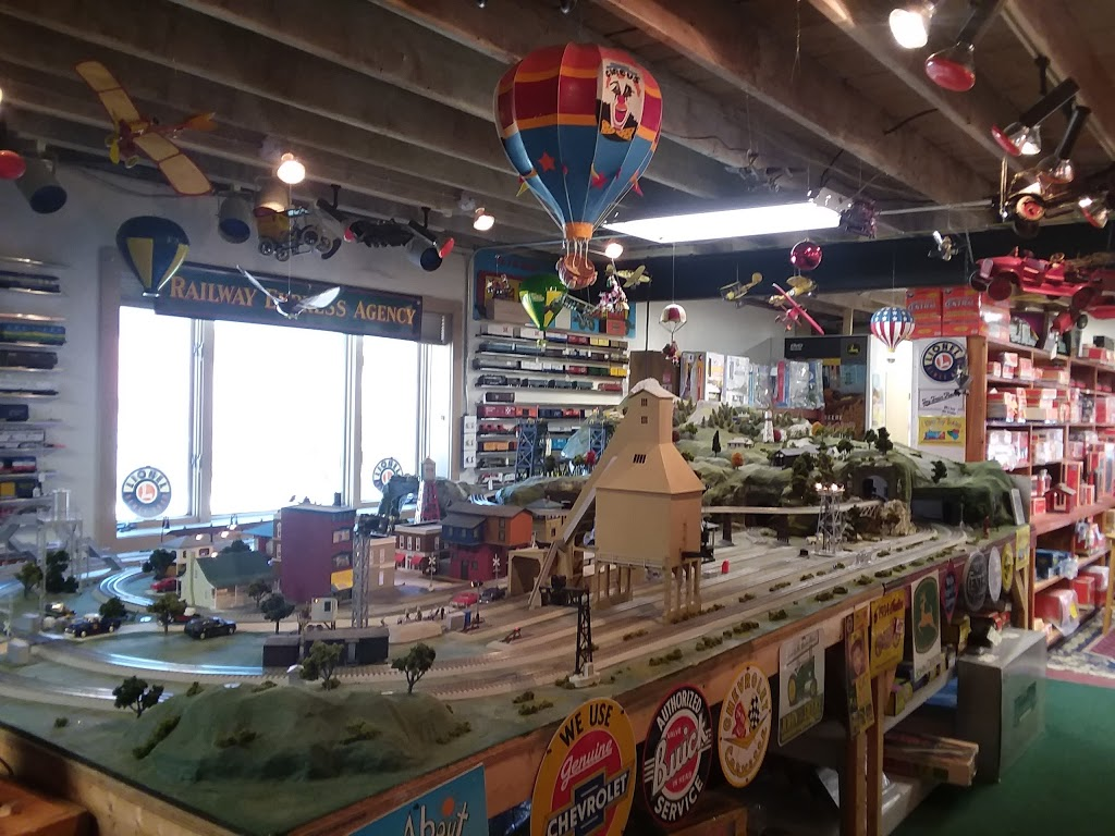 I Love Toy Trains Store - store  | Photo 2 of 10 | Address: 4212 W 1000 N, Michigan City, IN 46360, USA | Phone: (219) 879-2822