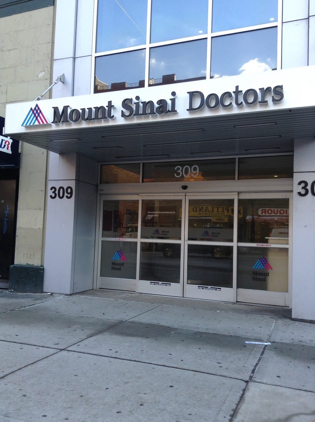 Mount Sinai Doctors - West 23rd Street - doctor  | Photo 2 of 10 | Address: 309 W 23rd St, New York, NY 10011, USA | Phone: (212) 352-2600