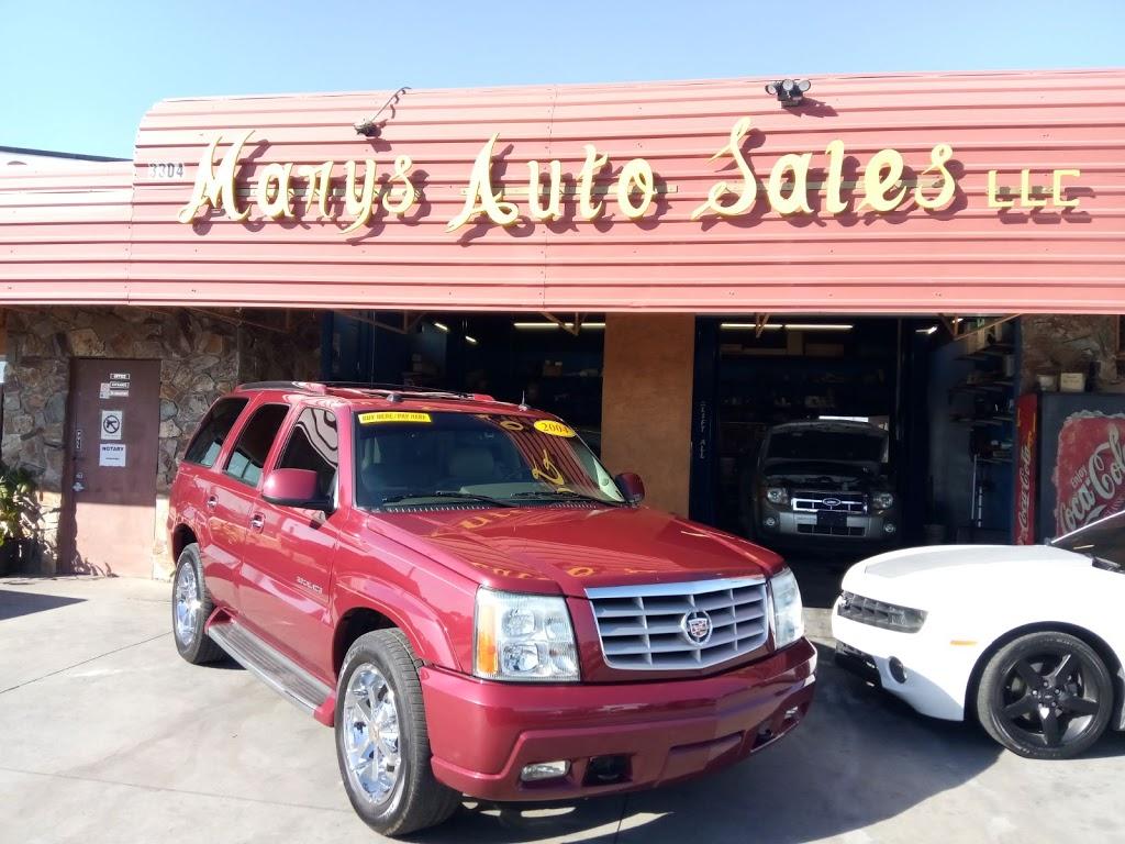 marys auto sales llc - car dealer    Photo 6 of 10   Address: 222 N 24th St, Phoenix, AZ 85034, USA   Phone: (623) 210-5797