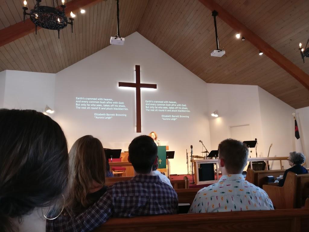 Free Methodist Church - church  | Photo 9 of 10 | Address: 1435 Cliff Dr, Santa Barbara, CA 93109, USA | Phone: (805) 965-1338