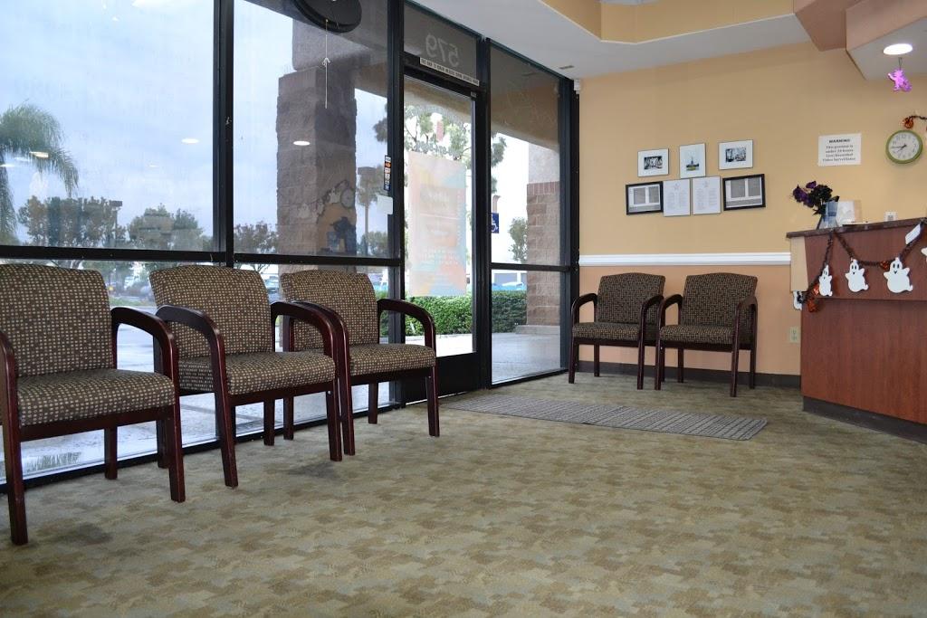 Rialto Dental Care - dentist    Photo 7 of 10   Address: Stater Bros. shopping center, 579 E Foothill Blvd, Rialto, CA 92376, USA   Phone: (909) 874-5080