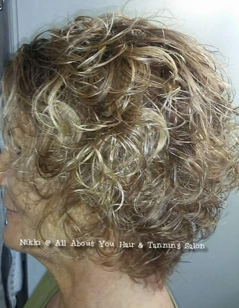 Nikki at All About You Hair Salon and Tanning - hair care    Photo 4 of 10   Address: 9075 1200 N, De Motte, IN 46310, USA   Phone: (765) 761-7119