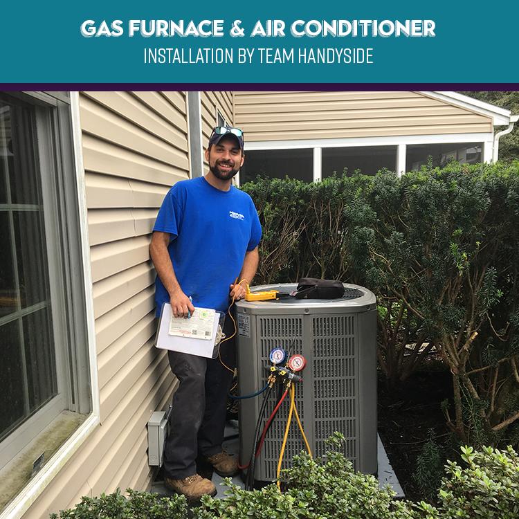 Handyside Plumbing, HVAC & Electrical - home goods store  | Photo 10 of 10 | Address: 587 Old York Rd, Goldsboro, PA 17319, USA | Phone: (717) 938-2521