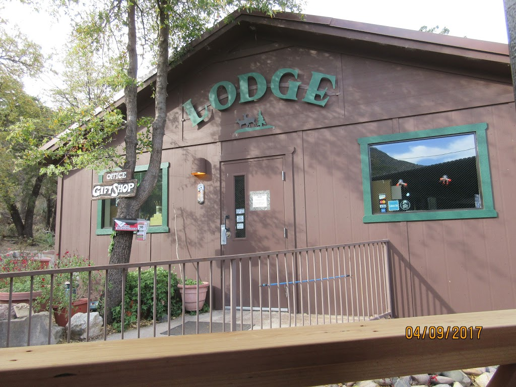 Santa Rita Lodge - lodging  | Photo 1 of 10 | Address: 1218 S Madera Canyon Rd, Madera Canyon, AZ 85614, USA | Phone: (520) 625-8746
