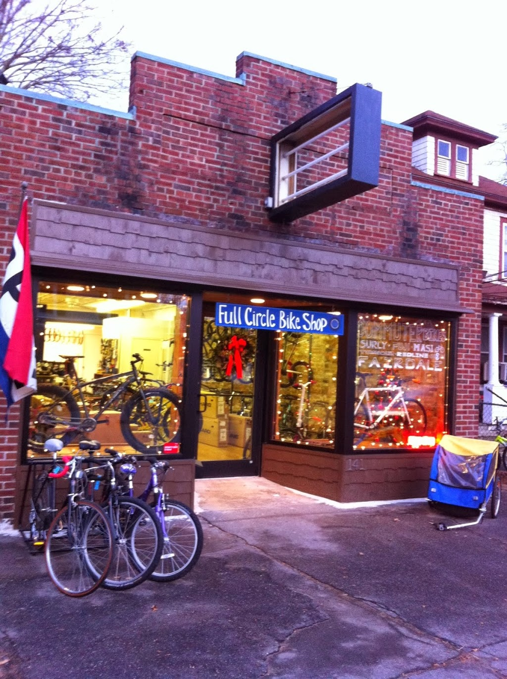 Full Circle Bike Shop - bicycle store  | Photo 1 of 9 | Address: 30 N Maple St, Florence, MA 01062, USA | Phone: (413) 585-8700