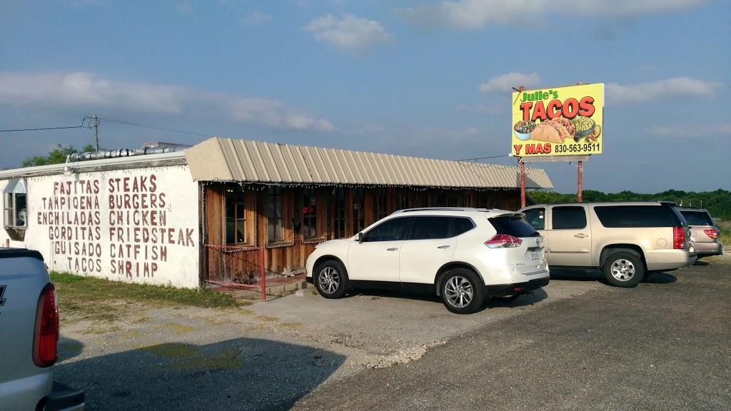 Julies Place - restaurant  | Photo 2 of 10 | Address: 612 W Military Hwy 90, Brackettville, TX 78832, USA | Phone: (830) 563-9511