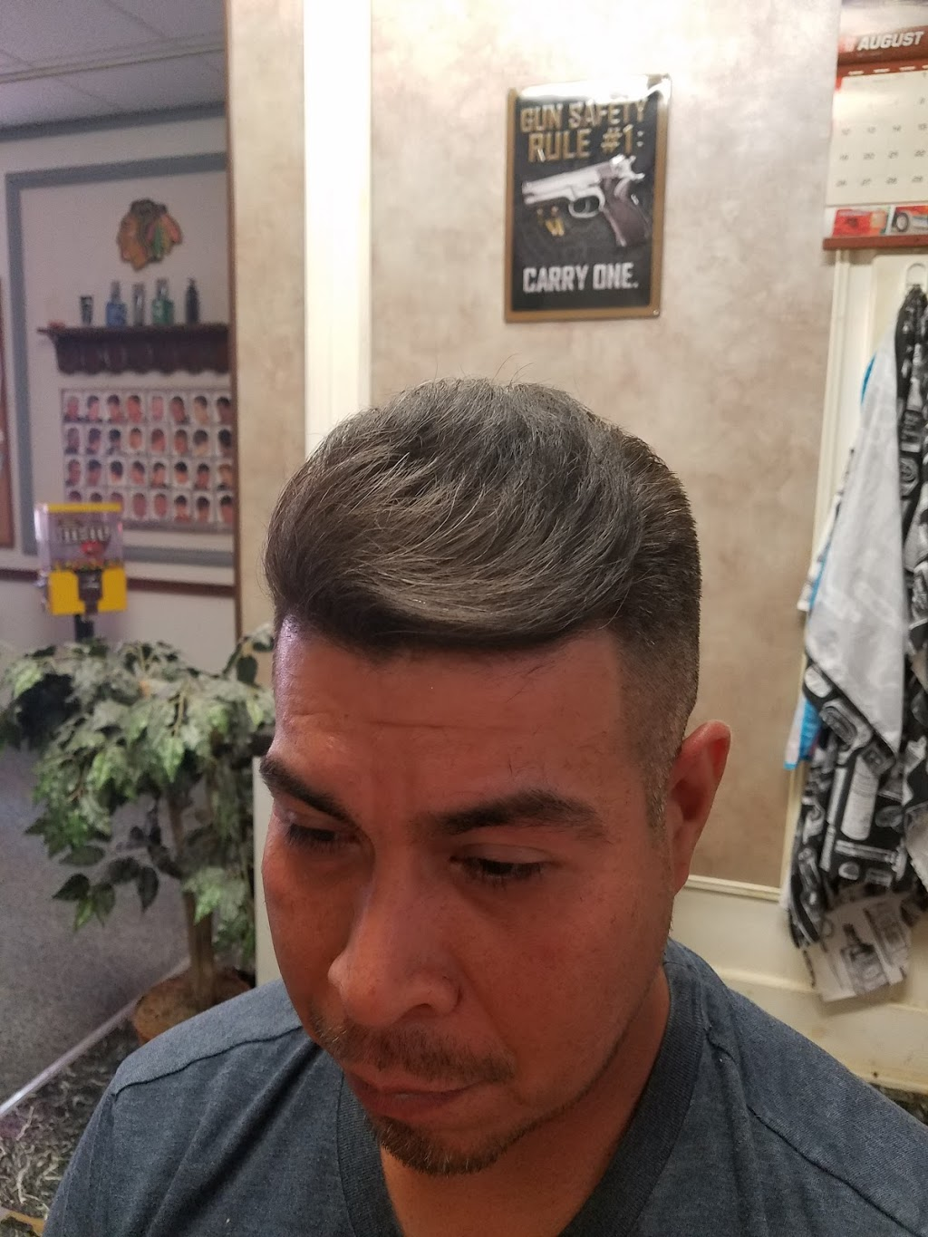 Westside Clippers - hair care  | Photo 8 of 10 | Address: 301 W Commercial Ave, Lowell, IN 46356, USA | Phone: (219) 779-2337